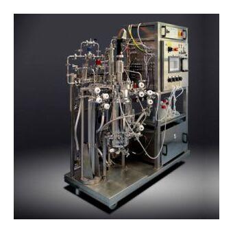 BIO-SIP Pilot In situ sterilizable industrial Bioreactors/Fermentors 20-500L
