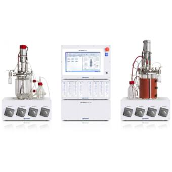 Bio Bench Twin Advanced Bioreactor