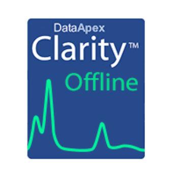 Clarity Offline kromatográfiás állomás