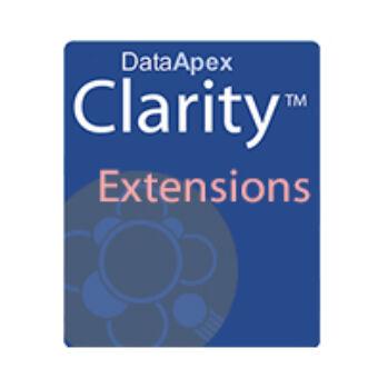 Clarity Extensions szoftver modul