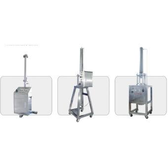 DAC-HB50 / DAC-HB80/100 / DAC-HB150 oszlopok
