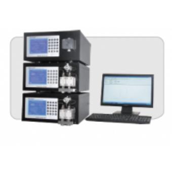 AS 20005 Bináris félpreparatív HPLC rendszer konfiguráció