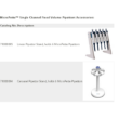 DLAB MicroPette Single Channel Fixed Pipettors