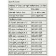 Fordított fázisú oszlopok (20-40u szemcsemérettel)