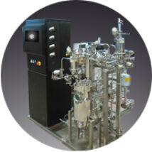 Helyben sterilezhető laboratóriumi bioreaktorok (BIO-SIP Pilot In situ sterilizable industrial Bioreactors/Fermentors 3-50L)