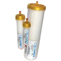 RediSep Rf Gold® C8 fordított fázisú töltött kromatográfiás oszlop