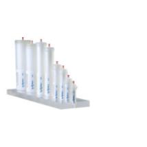 Fordított fázisú oszlopok (40-60u szemcsemérettel)