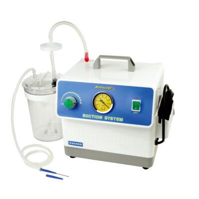BioVac 240 szívórendszer