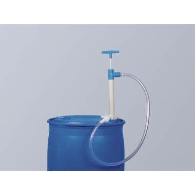 PP barrel pump - discharge hose/stopcock