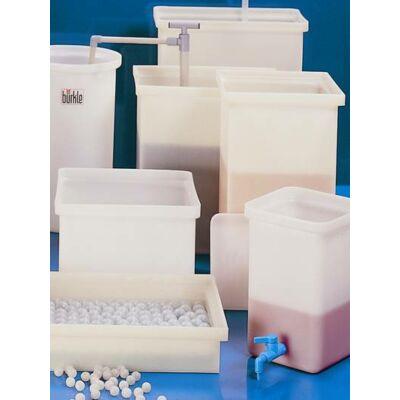 Containers, rectangular