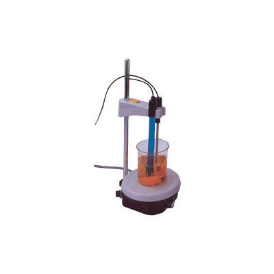 MOS-120 Economy Magnetic Stirrer With Clamp,up to 1 Liter