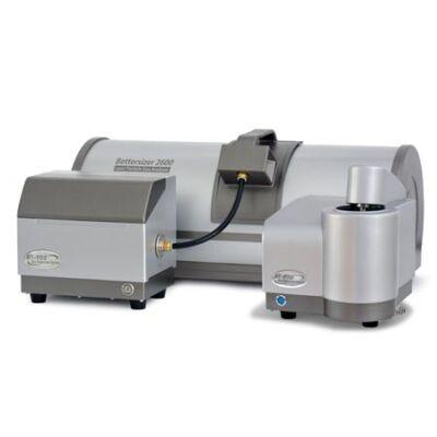 Bettersizer 2600 Lézeres részecskeméret-elemző (száraz és nedves diszperziók)