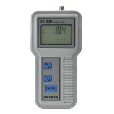 EC-230 ellenállás-mérő