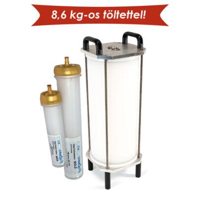 RediSep Rf Gold C18 fordított fázisú oszlop (20-40µ) 8,6 kg-os töltettel