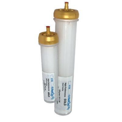 RediSep Rf Gold® C18 Fordított fázisú kromatográfiás oszlopok (20-40µ)