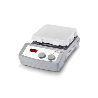 DLAB MS7-H550-S LED Digital 7x7 fűthető mágneses keverő