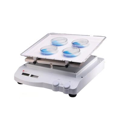 SK-R330-Pro LCD digitális rázógép (rázókeverő)