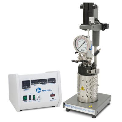 Nagynyomású kompakt laboratóriumi reaktor (5500 széria / 25-600 ml)